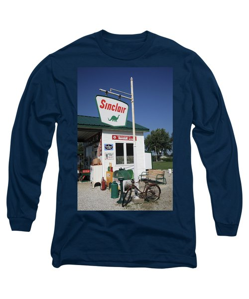 Route 66 - Sinclair Station Long Sleeve T-Shirt