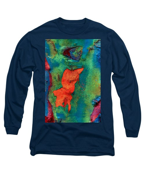 Long Sleeve T-Shirt featuring the photograph Rust Is Beautiful by Jerry Gammon