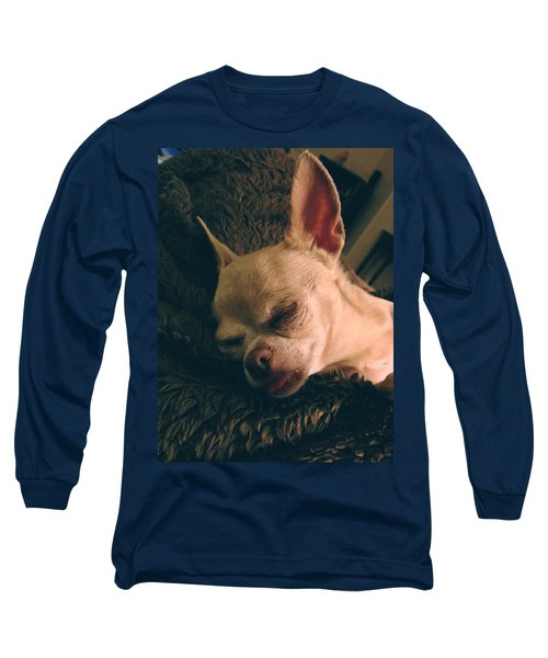 Sacked Out Long Sleeve T-Shirt