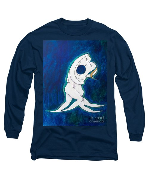 Sacred Kiss Long Sleeve T-Shirt