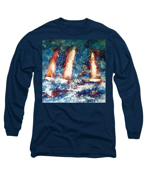 Sail On Long Sleeve T-Shirt