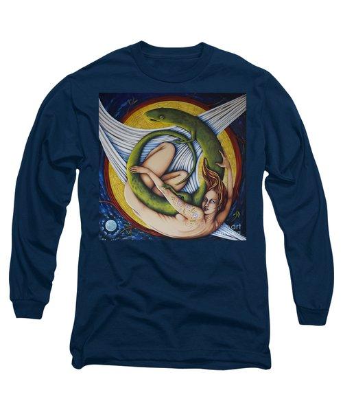 Salamander Session Long Sleeve T-Shirt