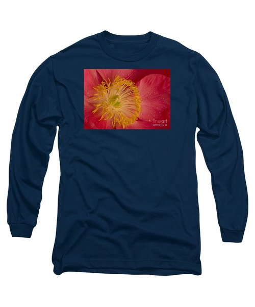 Long Sleeve T-Shirt featuring the photograph Salmon Dream by Nick  Boren