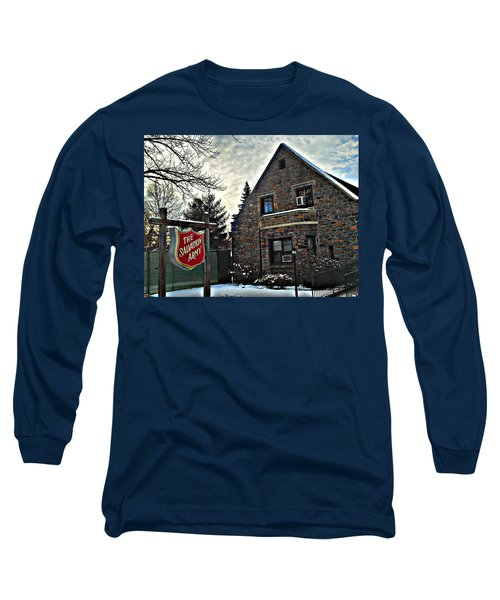 Salvation For The Masses Long Sleeve T-Shirt
