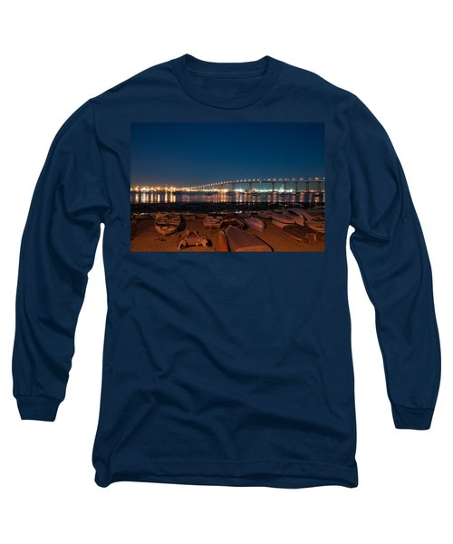 San Diego Bridge  Long Sleeve T-Shirt