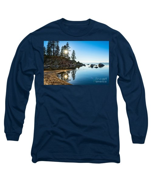Sand Harbor Cove Long Sleeve T-Shirt