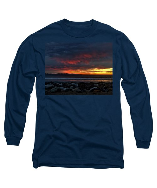 Santa Cruz Rocks Long Sleeve T-Shirt
