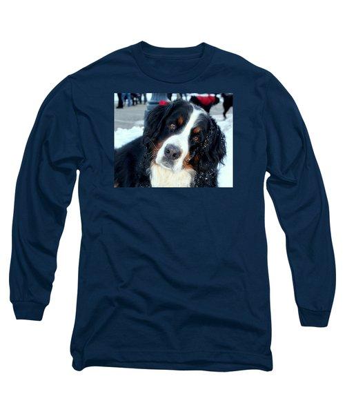 You Said You Love Me Long Sleeve T-Shirt by Fiona Kennard