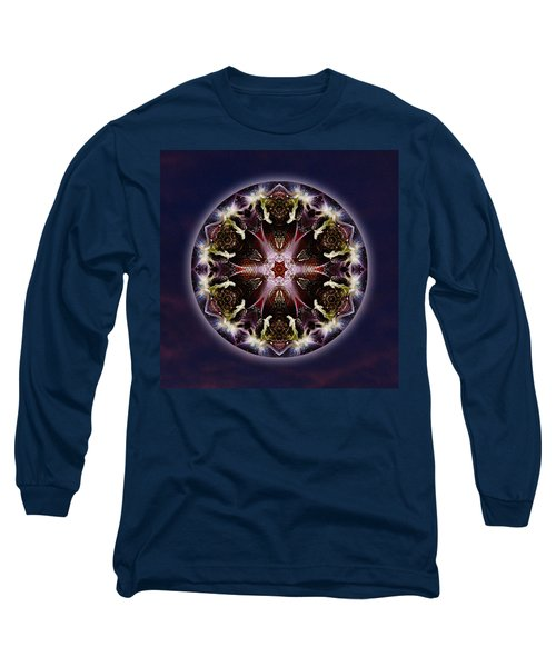 Scorpio Moon Warrior Long Sleeve T-Shirt