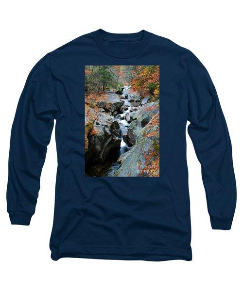 Sculptured Rocks Long Sleeve T-Shirt