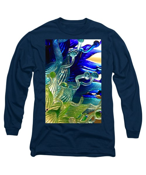 Sea Glass Long Sleeve T-Shirt