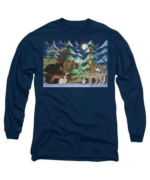 Spirit Of Peace Long Sleeve T-Shirt