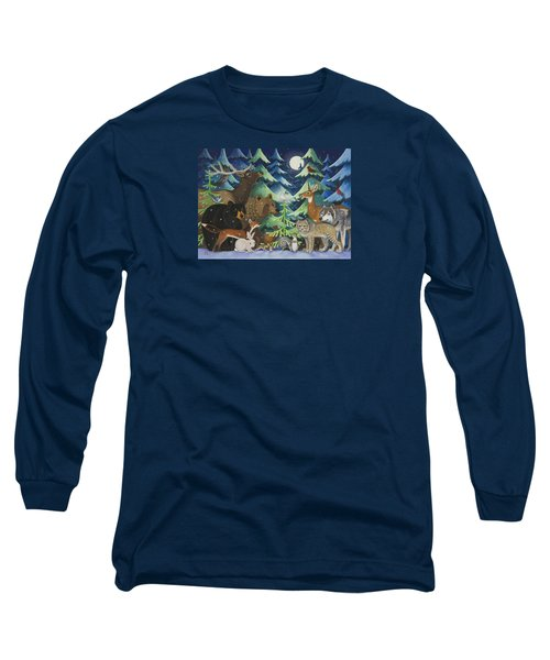 Spirit Of Peace Long Sleeve T-Shirt
