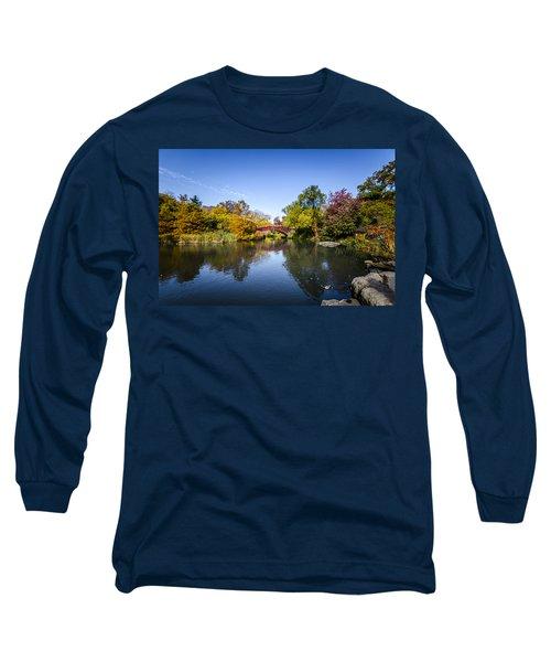 Shades Of Fall Long Sleeve T-Shirt