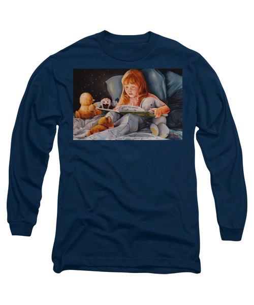 Shaina's Friends Long Sleeve T-Shirt by Duane R Probus