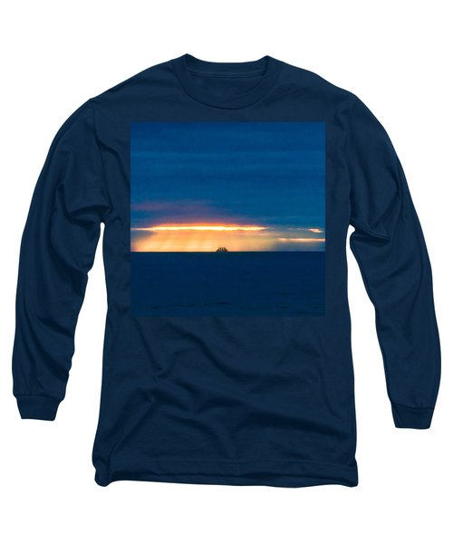 Ship On The Horizon Long Sleeve T-Shirt