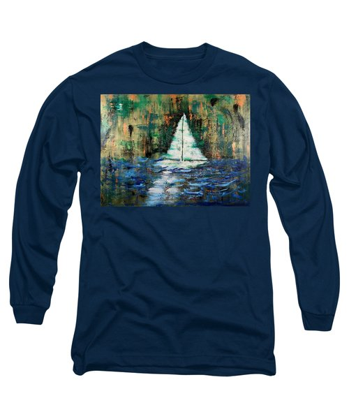 Shipwrecked Long Sleeve T-Shirt