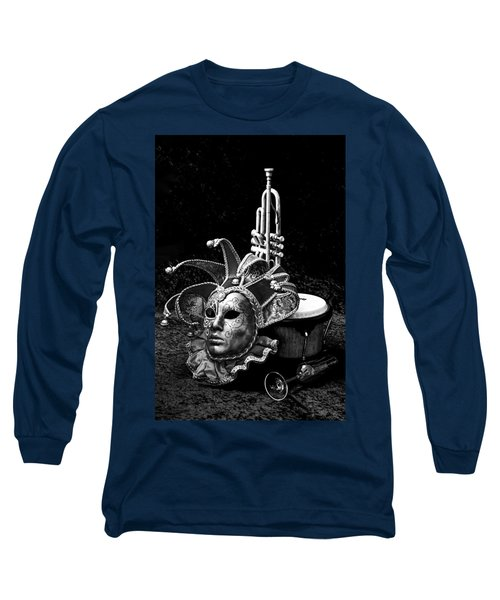 Silent Night In Venice Long Sleeve T-Shirt