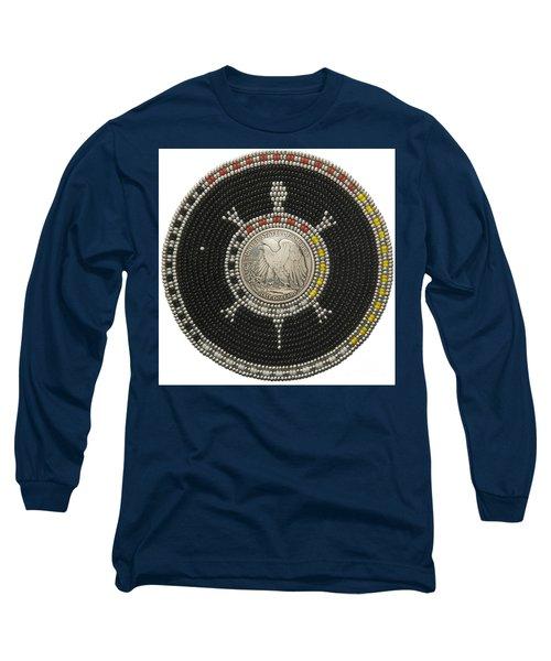 Silver Eagle Long Sleeve T-Shirt
