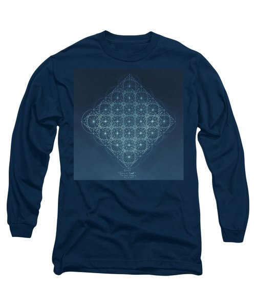 Sine Cosine And Tangent Waves Long Sleeve T-Shirt