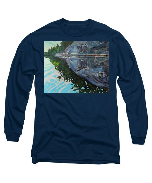 Singleton Marble Long Sleeve T-Shirt