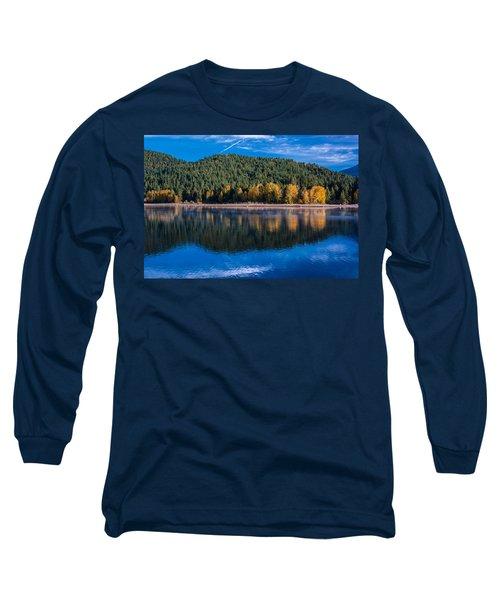 Siskiyou Lake Shoreline Long Sleeve T-Shirt