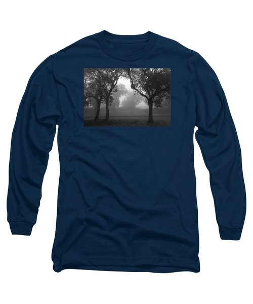 Long Sleeve T-Shirt featuring the photograph Skc 0063 Atmospheric Bliss by Sunil Kapadia