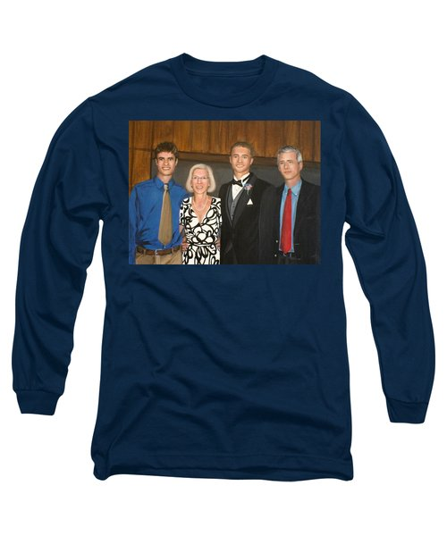 Smith Family Portrait Long Sleeve T-Shirt