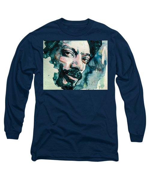 Snoop's Upside Ya Head Long Sleeve T-Shirt