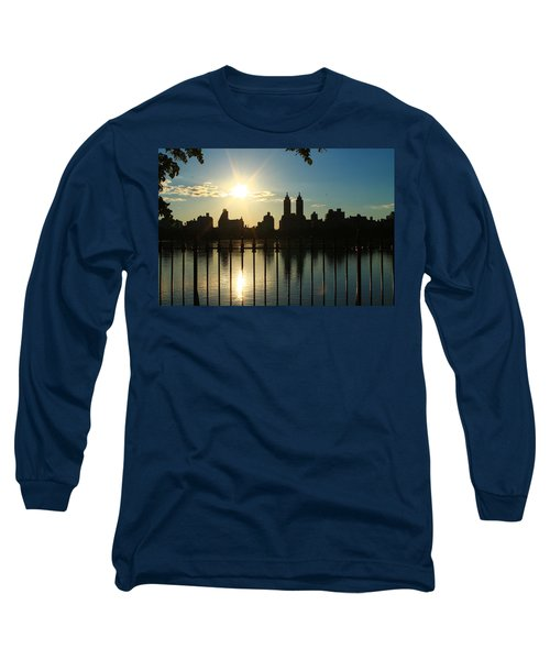 Soft Reflections Long Sleeve T-Shirt