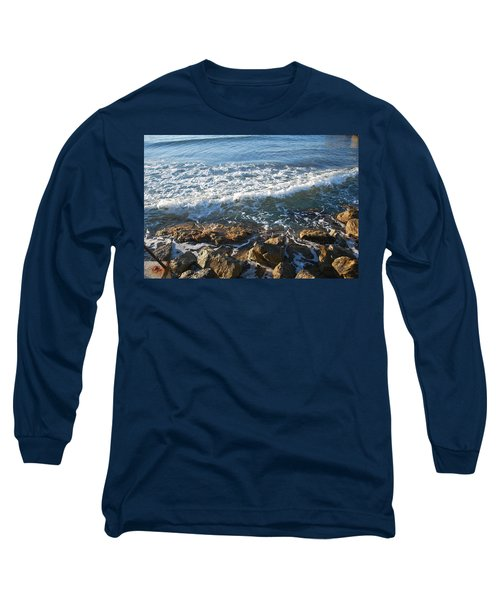 Soft Waves Long Sleeve T-Shirt