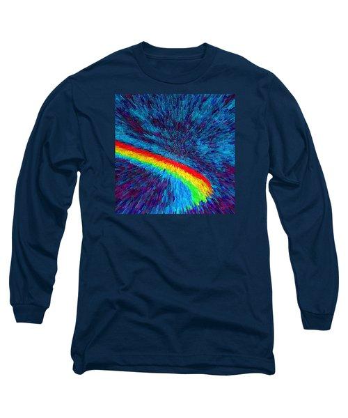 Solar Winds II C2014 Long Sleeve T-Shirt by Paul Ashby