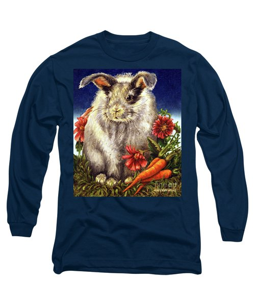 Some Bunny Is A Fuzzy Wuzzy Long Sleeve T-Shirt