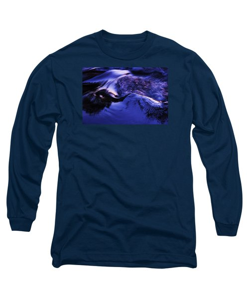 Long Sleeve T-Shirt featuring the photograph Something In The Way She Moves by Sean Sarsfield