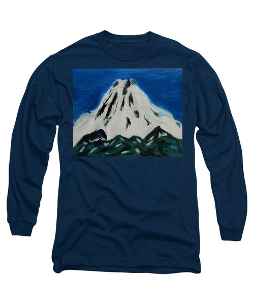 Somewhere Rainier Long Sleeve T-Shirt