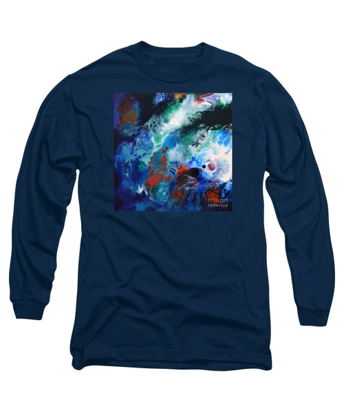 Spark Of Life Canvas One Long Sleeve T-Shirt