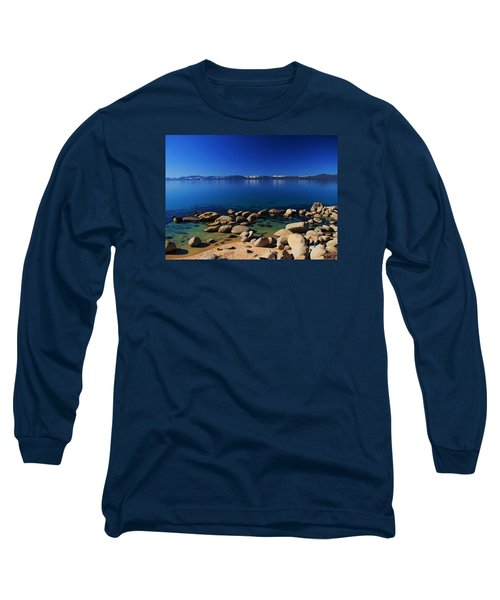 Long Sleeve T-Shirt featuring the photograph Spring Simplicity by Sean Sarsfield