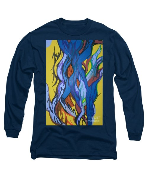 Sprouting Seed 2 Long Sleeve T-Shirt