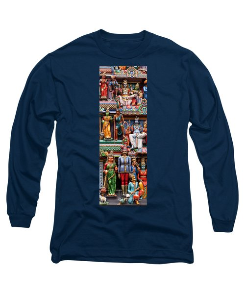 Sri Mariamman Temple 03 Long Sleeve T-Shirt