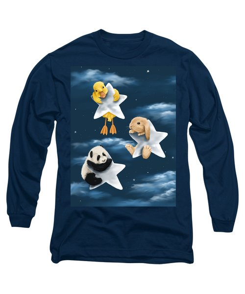 Star Games Long Sleeve T-Shirt