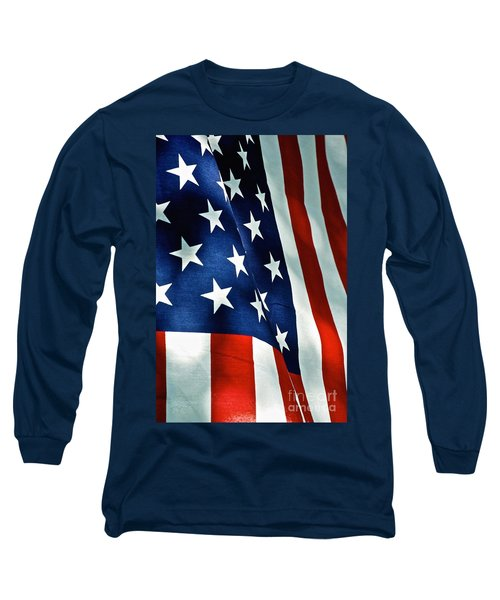 Star-spangled Banner Long Sleeve T-Shirt