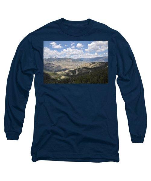 Starlight Basin Long Sleeve T-Shirt
