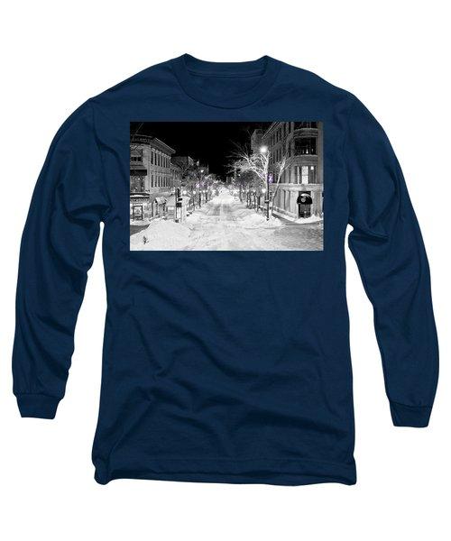 State Street Madison Long Sleeve T-Shirt