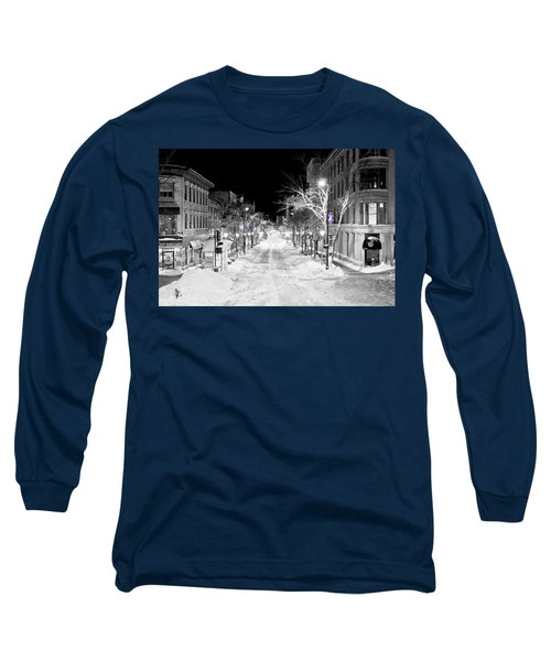 State Street Madison Long Sleeve T-Shirt