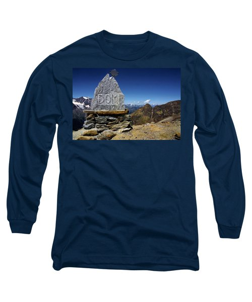 Statue The Dom Long Sleeve T-Shirt