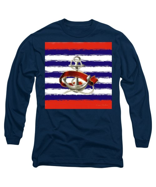 Stay Anchored Long Sleeve T-Shirt