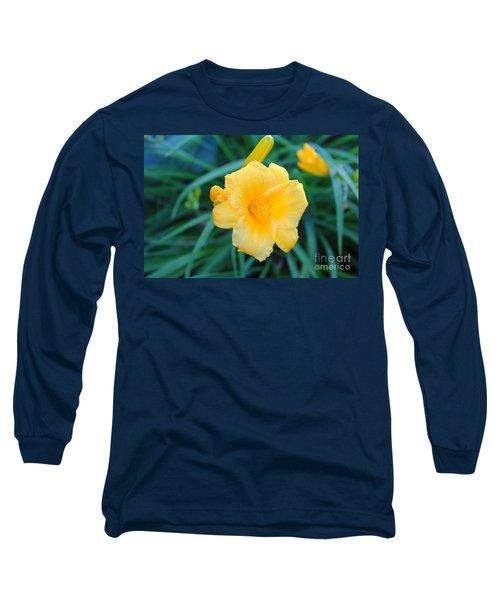 Stella De Oro Daylily Long Sleeve T-Shirt