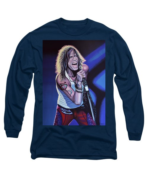 Steven Tyler 3 Long Sleeve T-Shirt