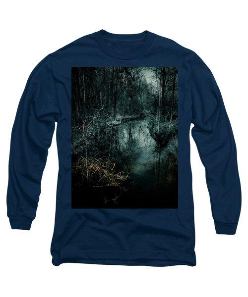 Still Waters Run Deep Long Sleeve T-Shirt