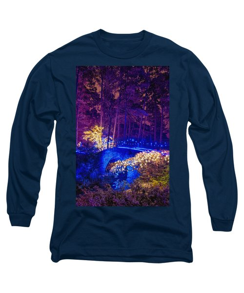 Stone Bridge - Full Height Long Sleeve T-Shirt